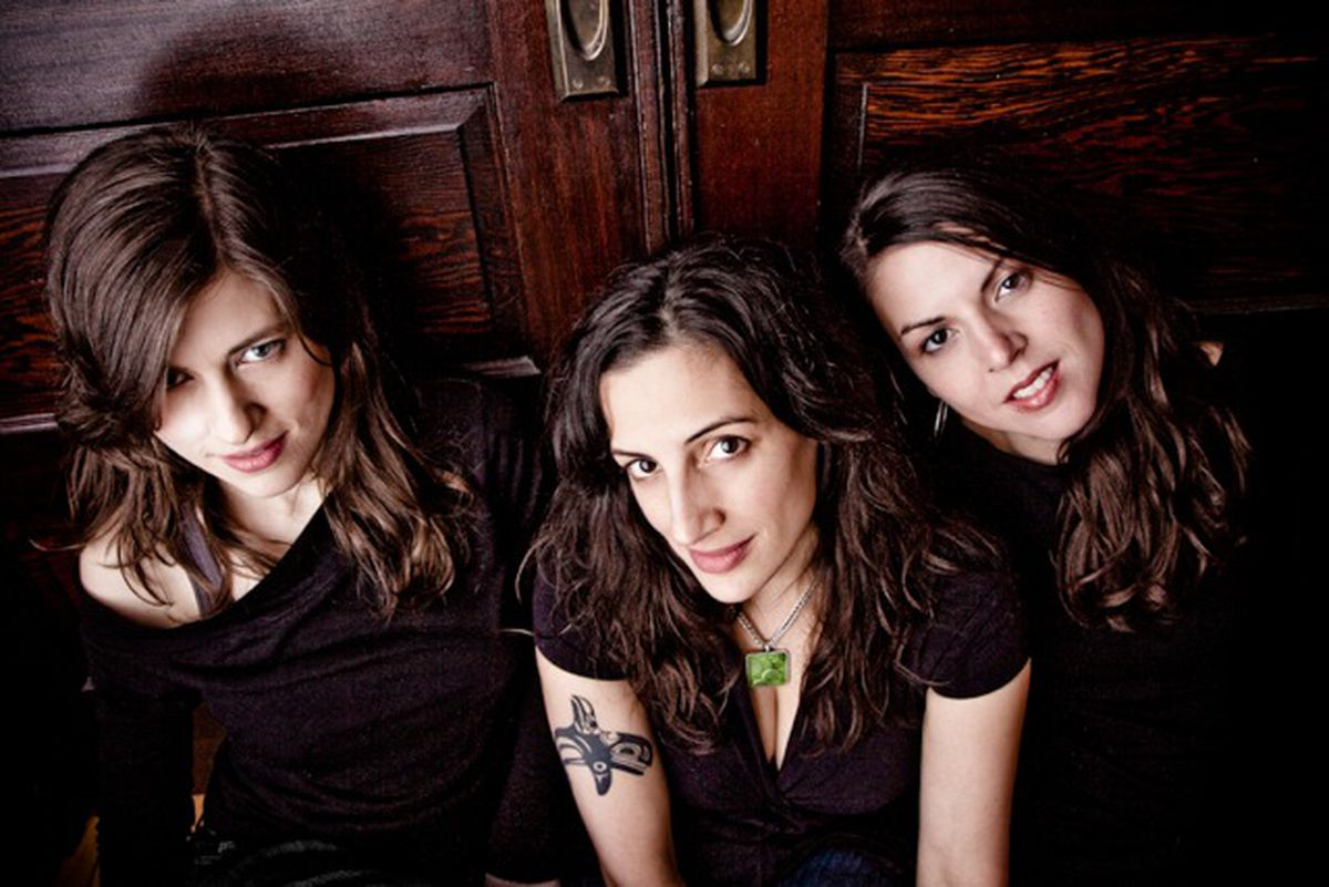 The Wailin' Jennys will perform in Palmer, Fairbanks, Anchorage and Valdez this week.
