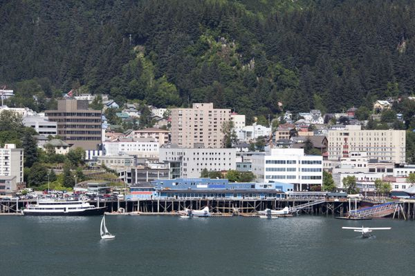 Downtown Juneau. (iStock / Getty Images)