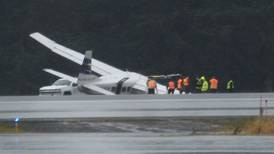 Alaska Seaplanes turboprop crashes on takeoff in Juneau; company reports no injuries