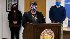 Quinn-Davidson kept Anchorage on course through the pandemic storm