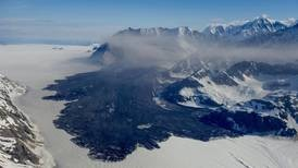 As ice thaws, rock avalanches on Southeast Alaska mountains are getting bigger