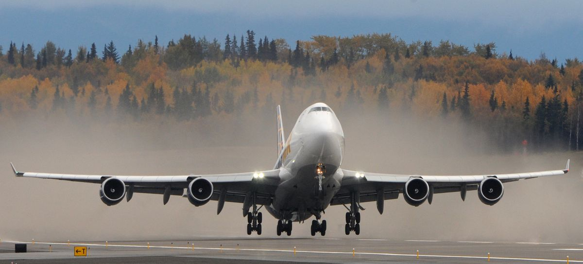 International air cargo traffic continues through Anchorage amid new travel restrictions
