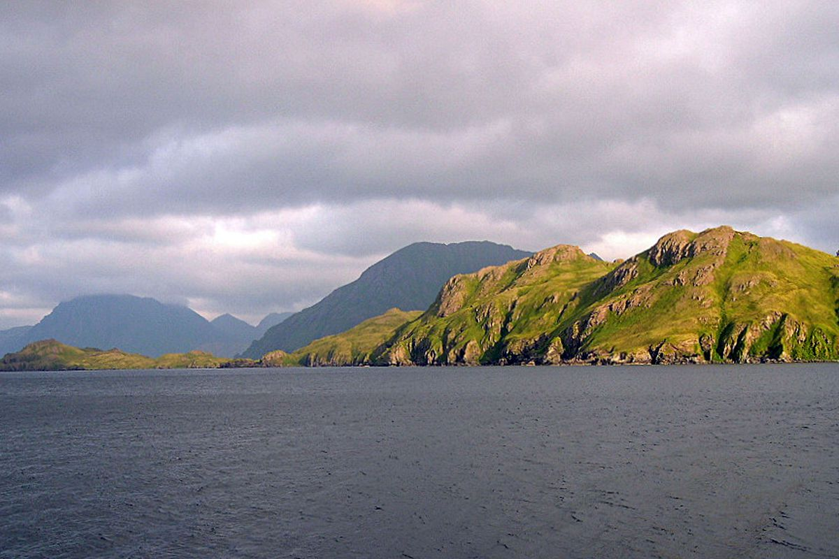 At Remote Adak Island Fish Processing Returns To Boost