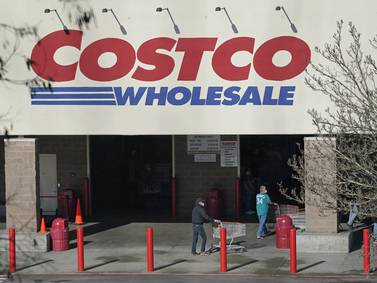 Costco brings back purchase limits on toilet paper and cleaning products amid supply-chain snags