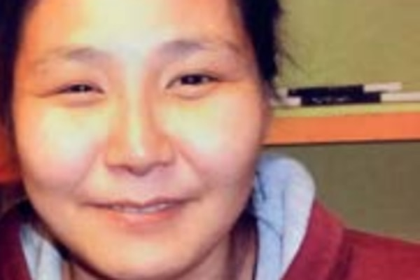 Sara Nicholas, 35, went missing from the Western Alaska village of Chevak around March 18, 2019. Search and rescuers from Chevak found a body buried in the snow two miles from the village on May 12, 2019 that the Alaska State Troopers believe is likely Nicholas. (Photo courtesy Alaska State Troopers.)