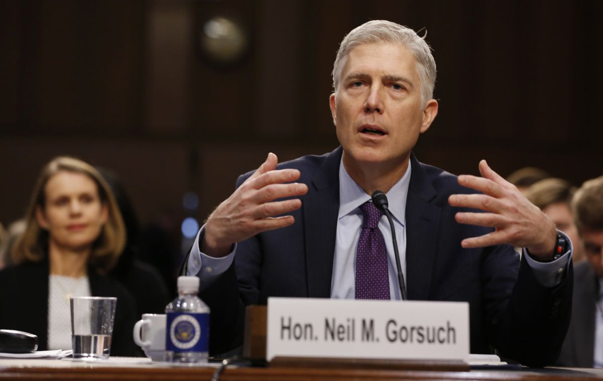 Sen. Kamala Harris: I cannot support Neil Gorsuch for Supreme Court