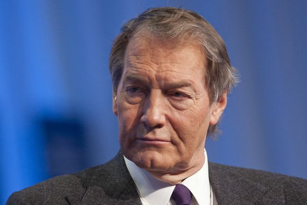 Charlie Rose, television personality, moderates a session at the 2010 World Economic Forum in Davos, Switzerland. MUST CREDIT: Bloomberg photo by Andrew Harrer