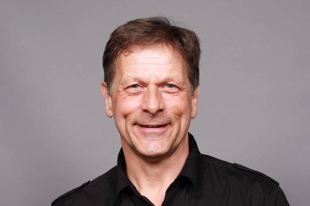 Martin Buser. (Bob Hallinen / Alaska Dispatch News)