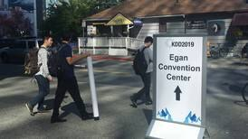 Anchorage convention centers stay hopeful in 2nd year of cancellations