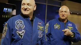 Study of NASA's Kelly twins shows harsh effects of space flight and a brutal return to Earth