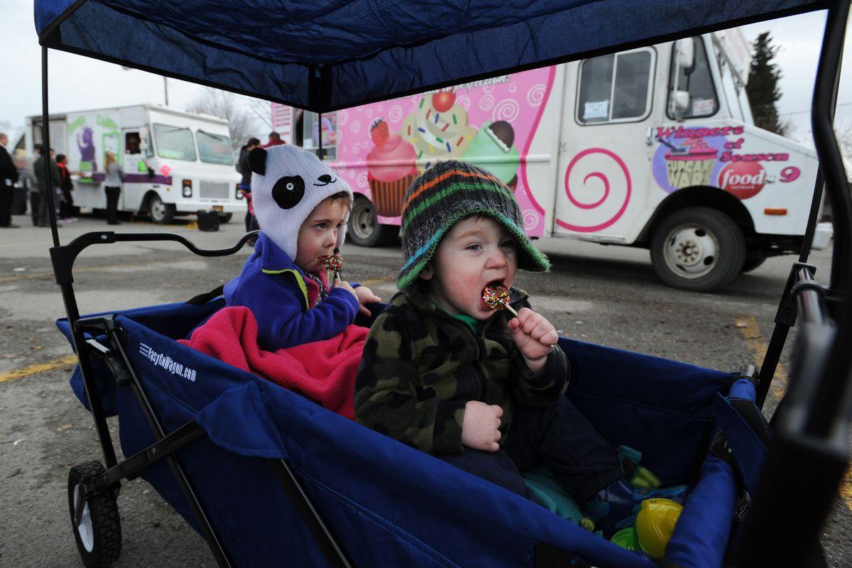 Spenard Food Truck Carnival