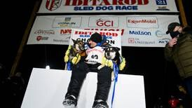 After a long battle with the Iditarod to regain his reputation, Dallas Seavey calls win No. 5 'icing on the cake'