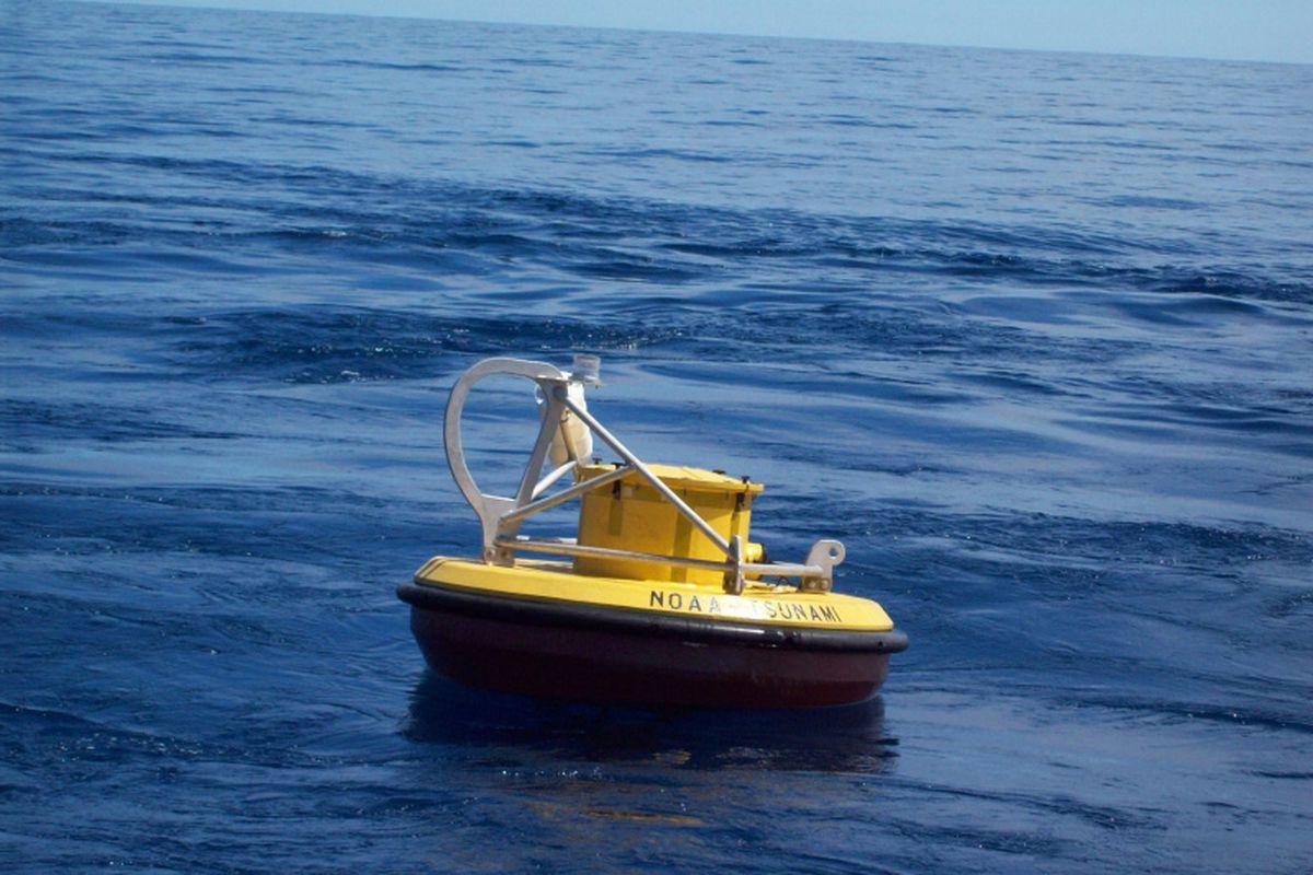 the case of the phantom tsunami why an alaska buoy showed a big