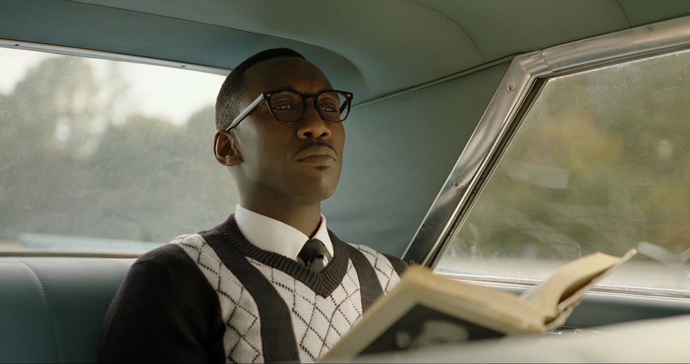 This image released by Universal Pictures shows Mahershala Ali in a scene from 'Green Book. ' (Universal Pictures via AP)