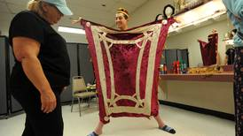Photos: Go behind the scenes at a 'Beauty and the Beast' costume fitting