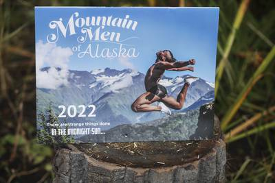 Now in its seventh year, the Mountain Men of Alaska calendar has become an Alaska institution