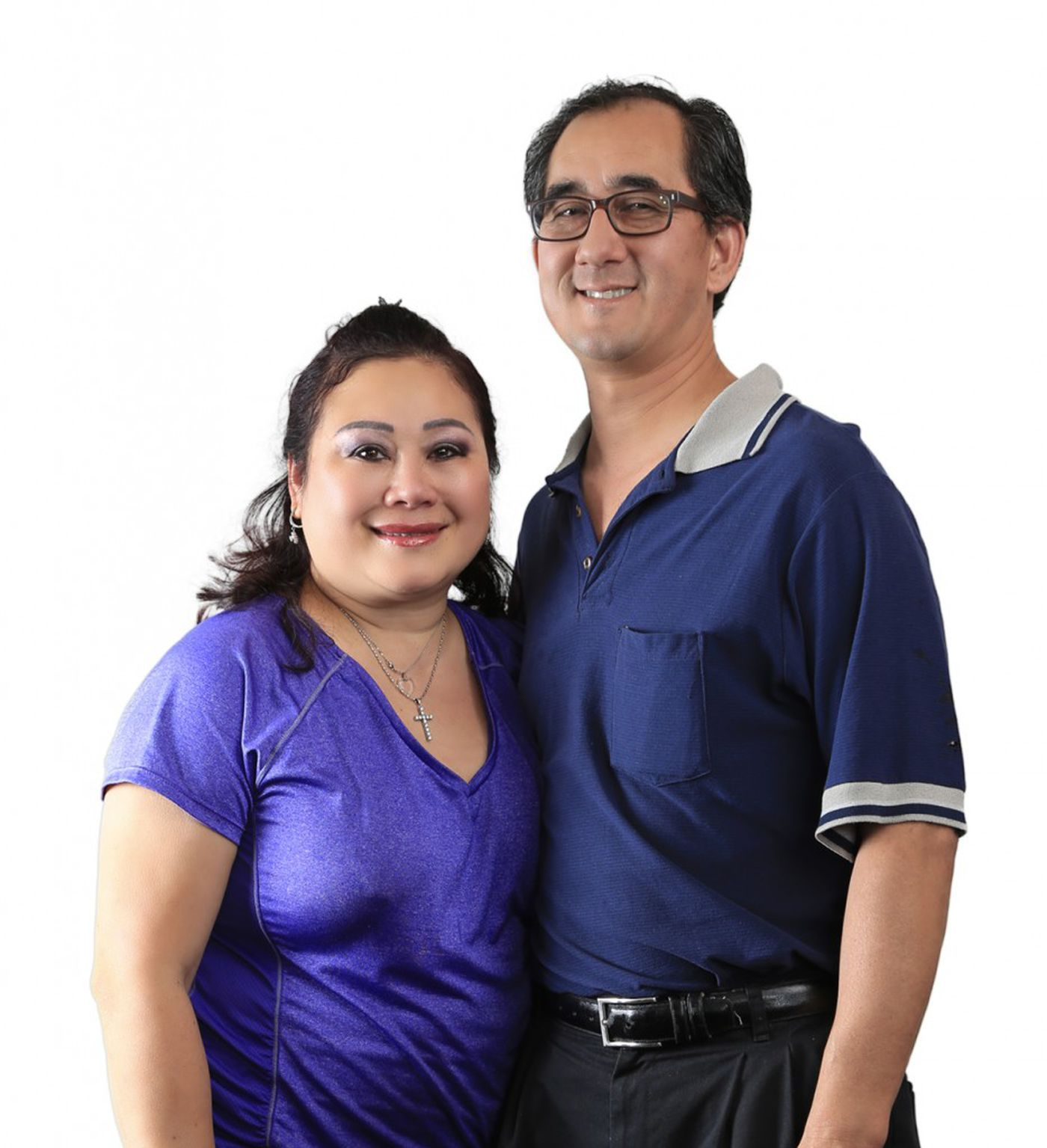 Joanne and Curtis Yim, owners of Ray's Place in Anchorage, Alaska. (Joshua Genuino / Alaska Dispatch News)
