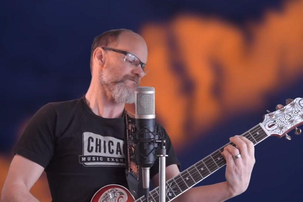 Dan Bailey performs