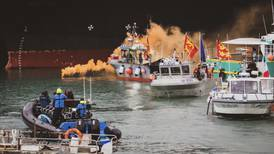 Tensions flare between France and UK over Brexit fishing rules in English Channel