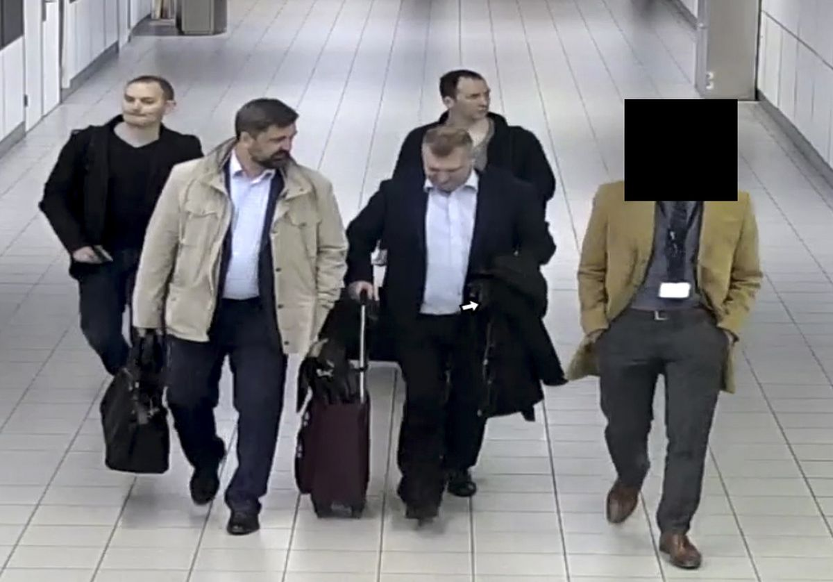 West accuses Russian spy agency of scores of attacks - Anchorage