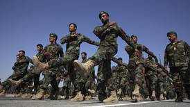 U.S. officials always harbored doubts that Afghan forces could become competent, documents show
