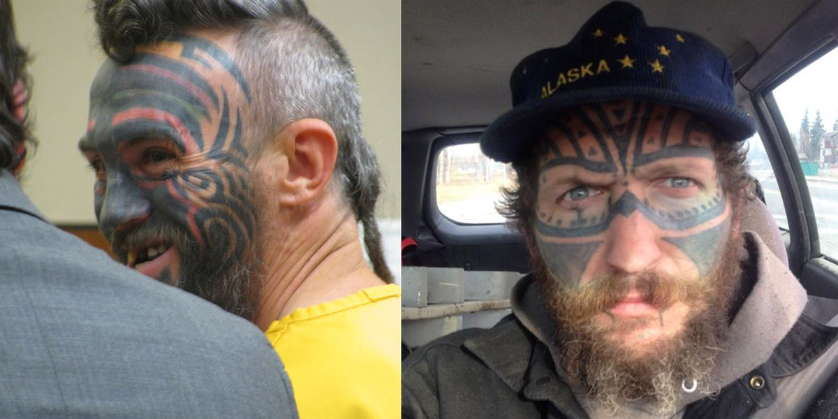 "As outrage over ""Pirate"" continues, it's not easy to be a guy with a face tattoo in Fairbanks right now"