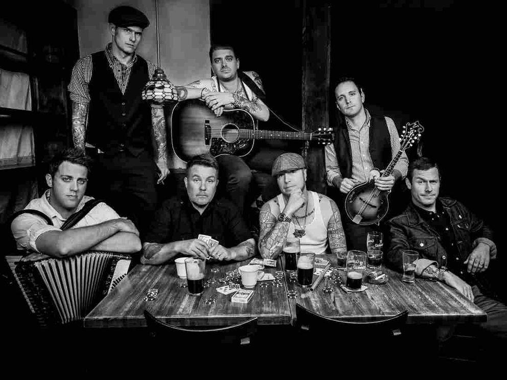 Celtic punk rockers Dropkick Murphys will play the Alaska State Fair Friday, Aug. 30.