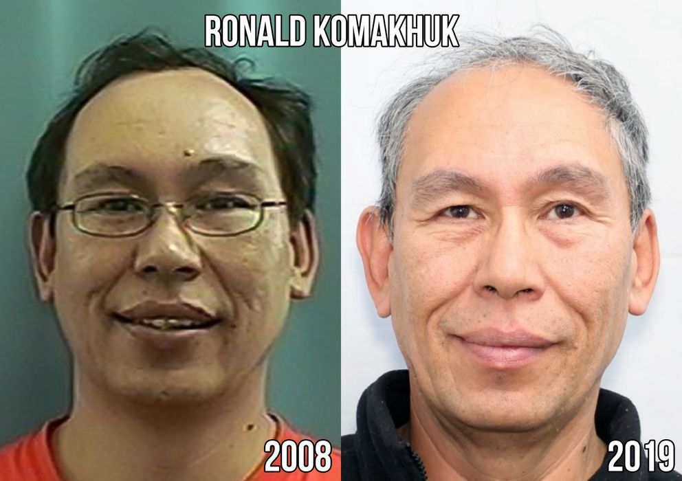 Ronald Komakhuk of Anchor Point (Image provided by Alaska Department of Public Safety)