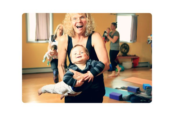 Svia Rothstein, Open Space Yoga founder. (Rejoy Armamento / Alaska Dispatch News Creative Services)