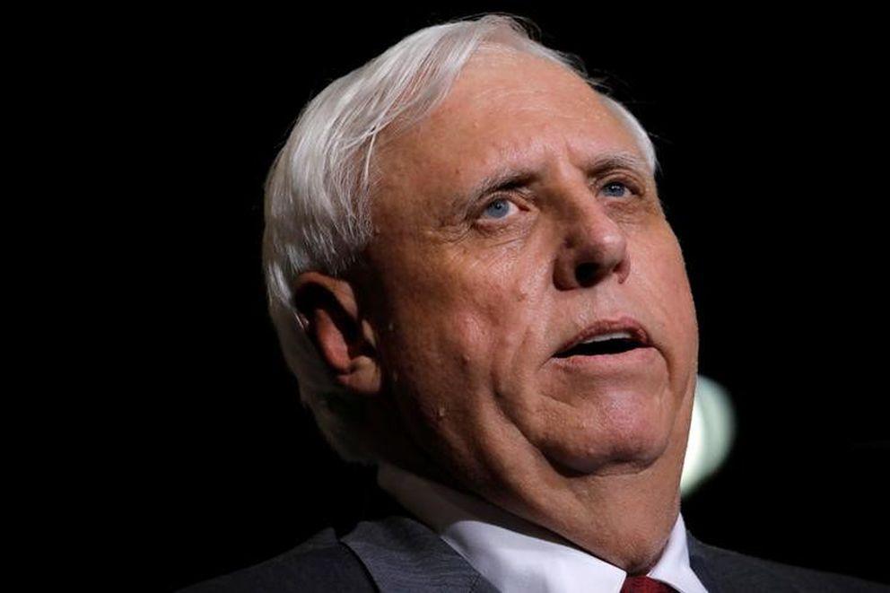 West Virginia's Republican Gov. Jim Justice. REUTERS/ Carlos Barria