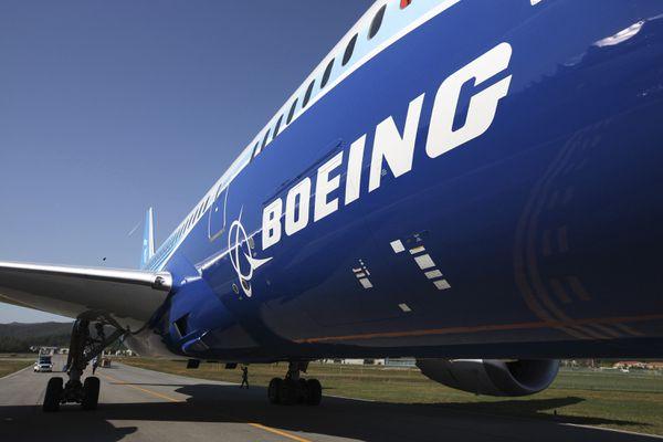 Boeing. Bloomberg photo by SeongJoon Cho.