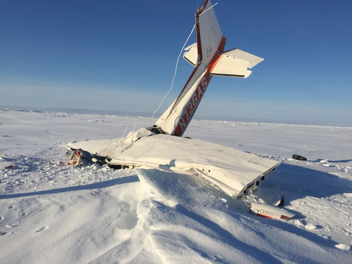 Thomas Grainger, 28, of Wasilla died in a plane crash near Nome on Sunday, March 5, 2017. His Cessna 172 was found the following day. (Alaska State Troopers)