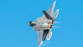 F-22 Raptors from Alaska and Hawaii to fly in large numbers for China-focused exercise in Western Pacific
