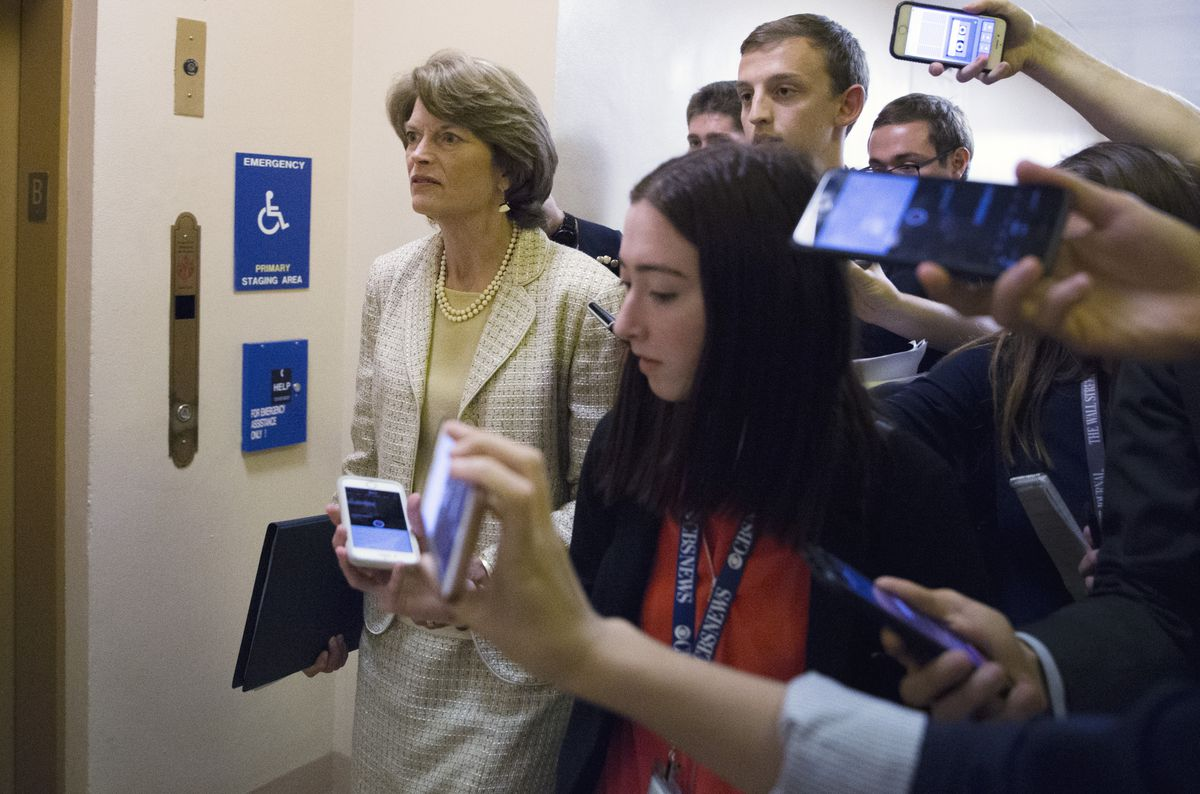 adn.com - Erica Martinson - Trump administration signals that Murkowski's health care vote could have energy repercussions for Alaska