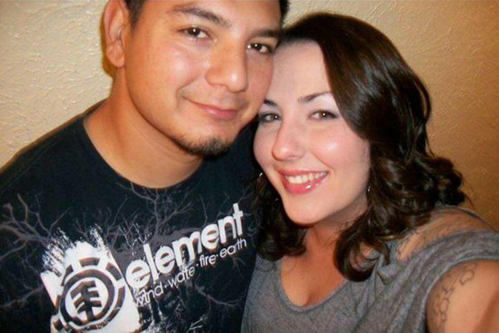 Jimmy Flores and Janelle Quackenbush (Photo courtesy of Armando Astorga)
