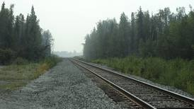 Alaska Railroad service restored after wildfire-related cancellations