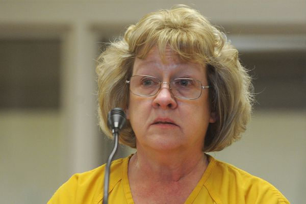 Vicie Zielinski appeared in court on Monday, March 25, 2019. (Bill Roth / ADN)