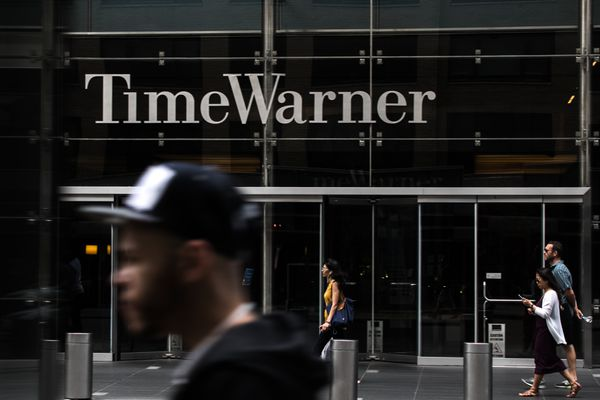 The Time Warner building in New York, June 9, 2018. A federal judge approved the blockbuster merger between AT&T and Time Warner on June 12, rebuffing the government's effort to block the $85.4 billion deal in a decision that is expected to unleash a wave of takeovers in corporate America. (Jeenah Moon/The New York Times)