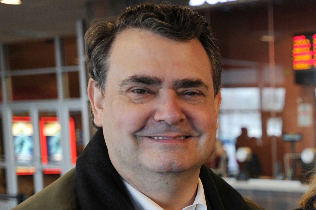 Sen. Johnny Ellis in 2012 (Bill Roth / ADN archive 2012)