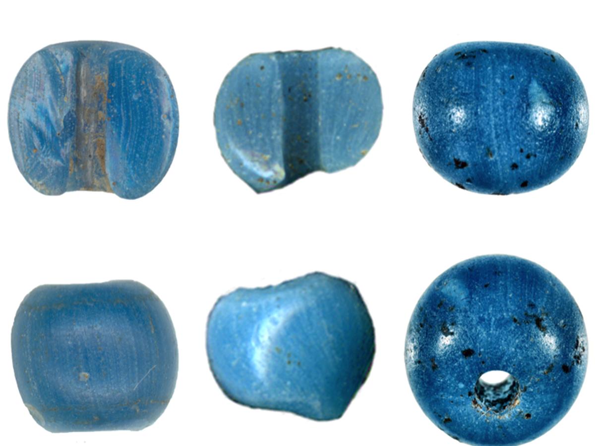 Venetian Blue Beads Found in Alaska Predate Arrival of Columbus