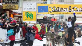 Jumble ice forces Yukon Quest officials to reroute portions of the trail