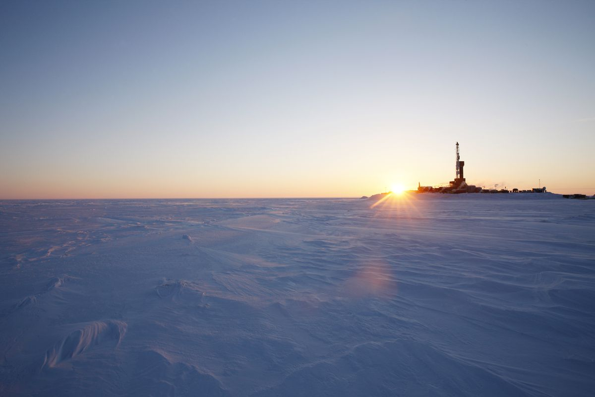 Caelus Energy wants to develop the Smith Bay prospect just southeast of Barrow. Company officials said last year that they've applied for between $75 million and $100 million in cash tax credits from the state for work done at Smith Bay and elsewhere, but that drilling work at the site has been delayed. (Caelus Energy)