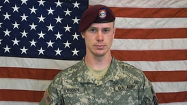 Military taps rarely used charge for Bowe Bergdahl case