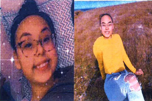 Janice Richards has been missing since last week. A flyer has been circulating in Utqiagvik to help find the 16-year-old girl. (North Slope Borough)