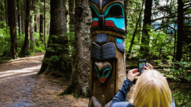 For history and culture lovers, there's no place like Sitka