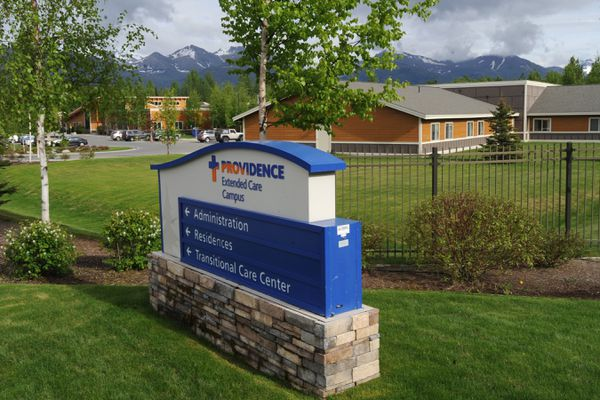 Twelve of the twenty-seven confirmed COVID-19 cases reported on Sunday, May 31, 2020, were at the Providence Transitional Care Center in Anchorage. (Bill Roth / ADN)