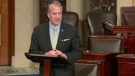 Alaska Sen. Dan Sullivan pays tribute to Sen. John McCain