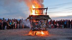 Homer's annual Burning Basket event, not open to public during pandemic, will be streamed online