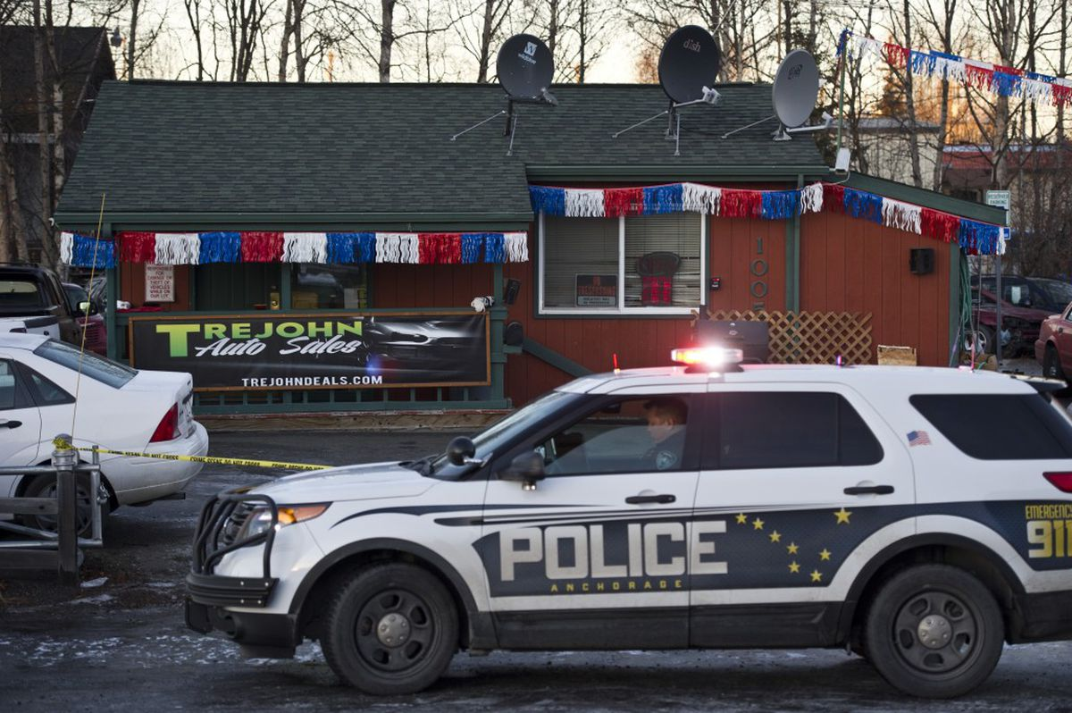 South Anchorage Auto Shop Shooting Brings Murder Charge Anchorage