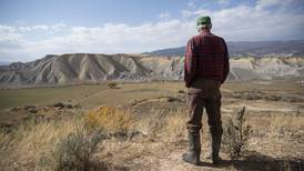 In Colorado's climate change hot spot, the West's water is evaporating
